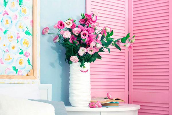 Flores naturales para decorar