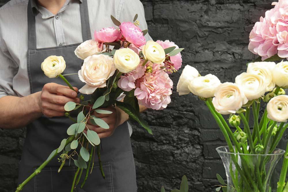 ventajas de las flores frescas