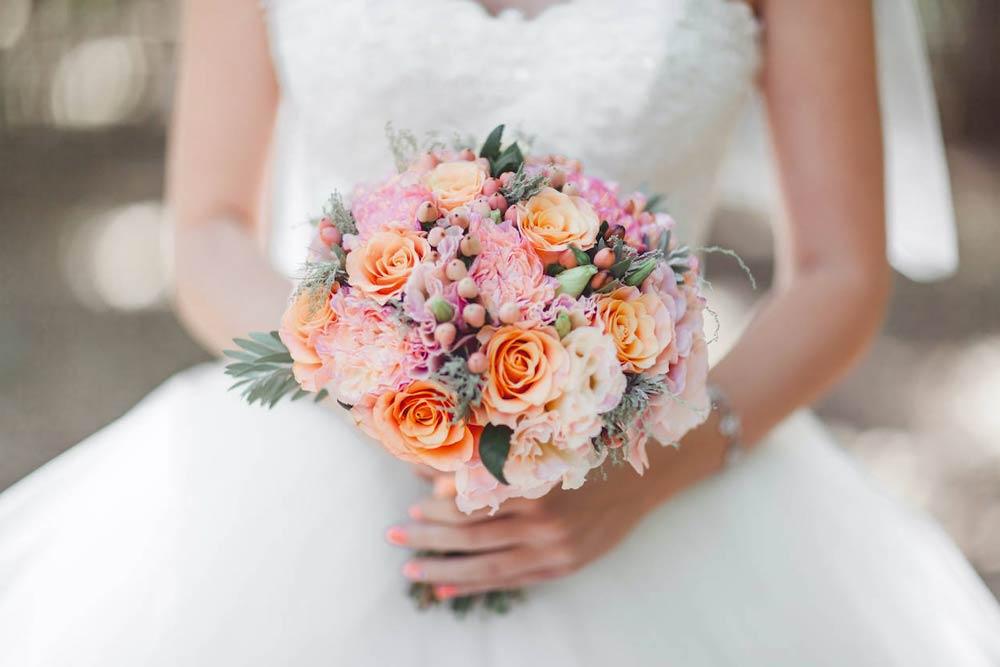 elegir las flores para boda en pamplona